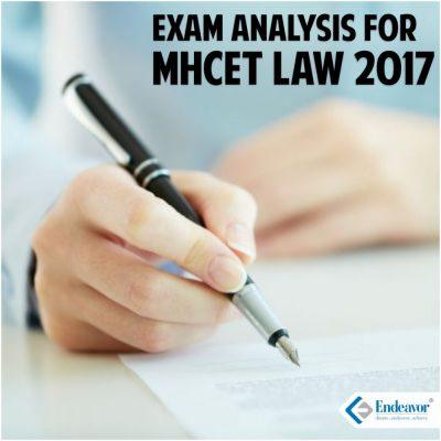 Exam Analysis: MHCET LAW (5 years)