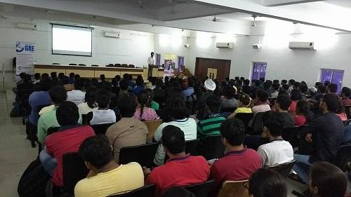 Career Awareness Seminar at Gandhinagar Institute of Technology