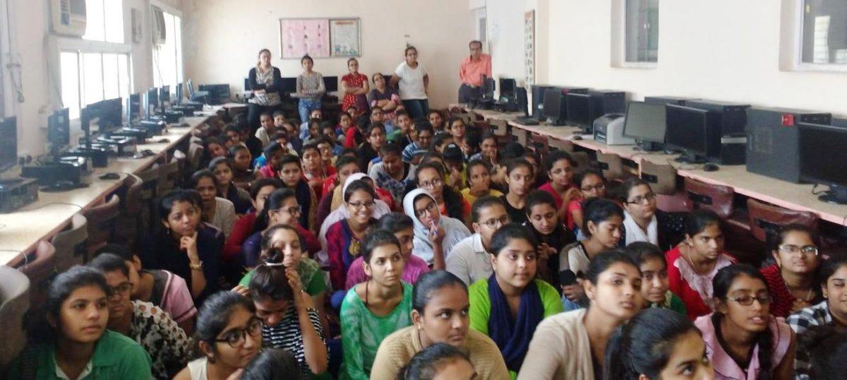 Seminar at Reubs School
