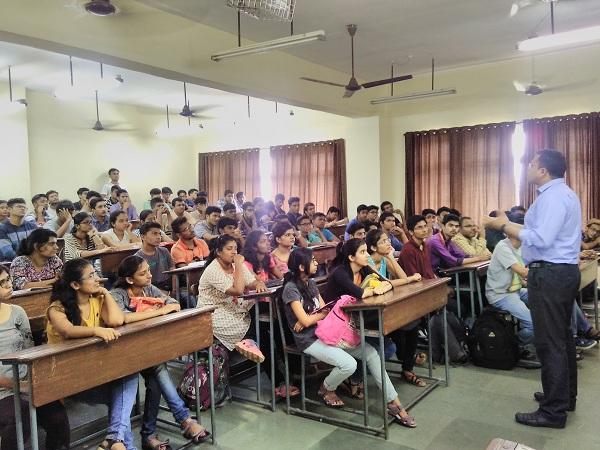 Seminar on 'MBA vs MS'