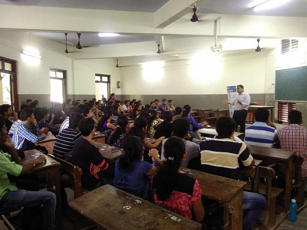 Seminar on 'Career Options after Graduation'
