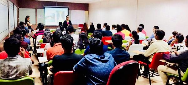 MSU BBA Alumna Prachi Sukhwani guides her juniors