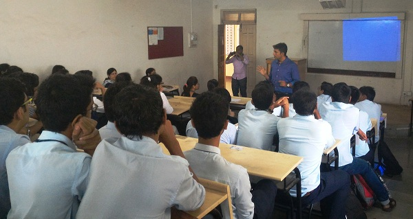 Seminar on Campus Recruitment and Resume Building
