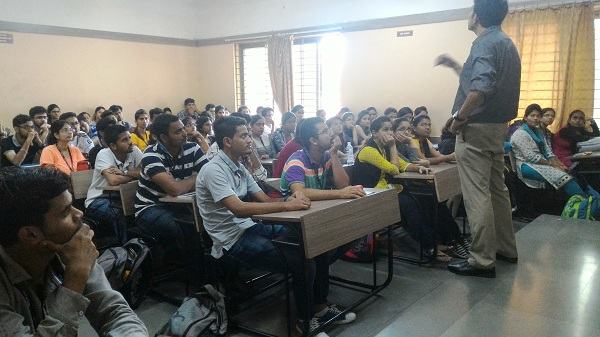 Seminar on Management as a Career Option and How to Crack GRE
