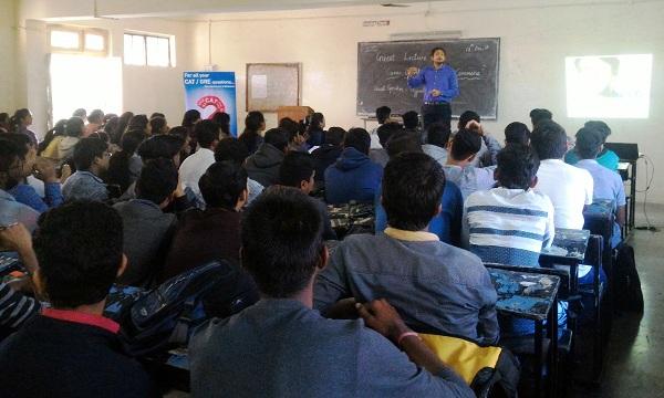 Seminar at Marathwada Mitra Mandal College