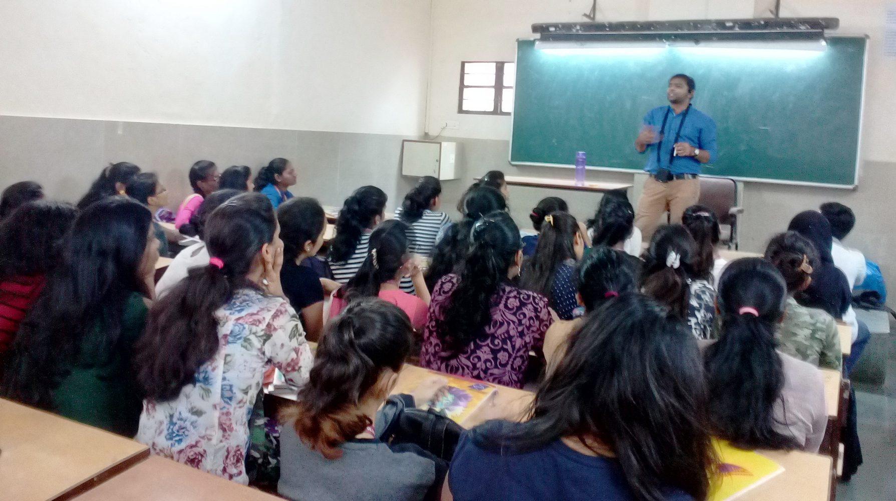 Seminar on 'MBA as a Career Option'