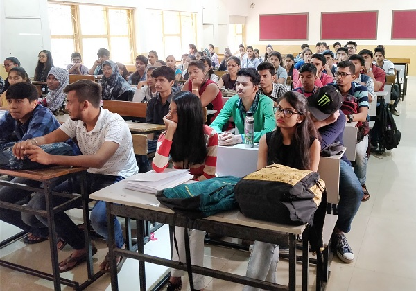 Seminar on 'Career Options after 12th'