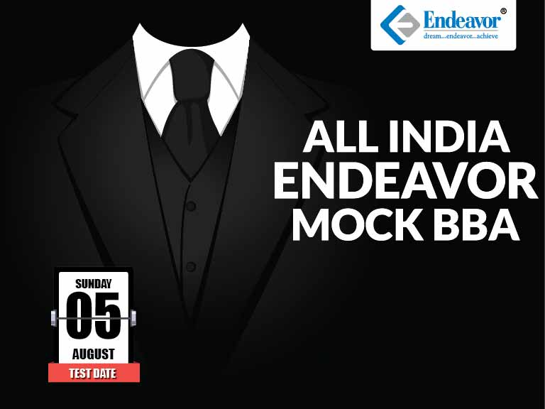 All India Endeavor Mock BBA