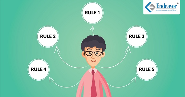 The five Rules to do well in Quants section