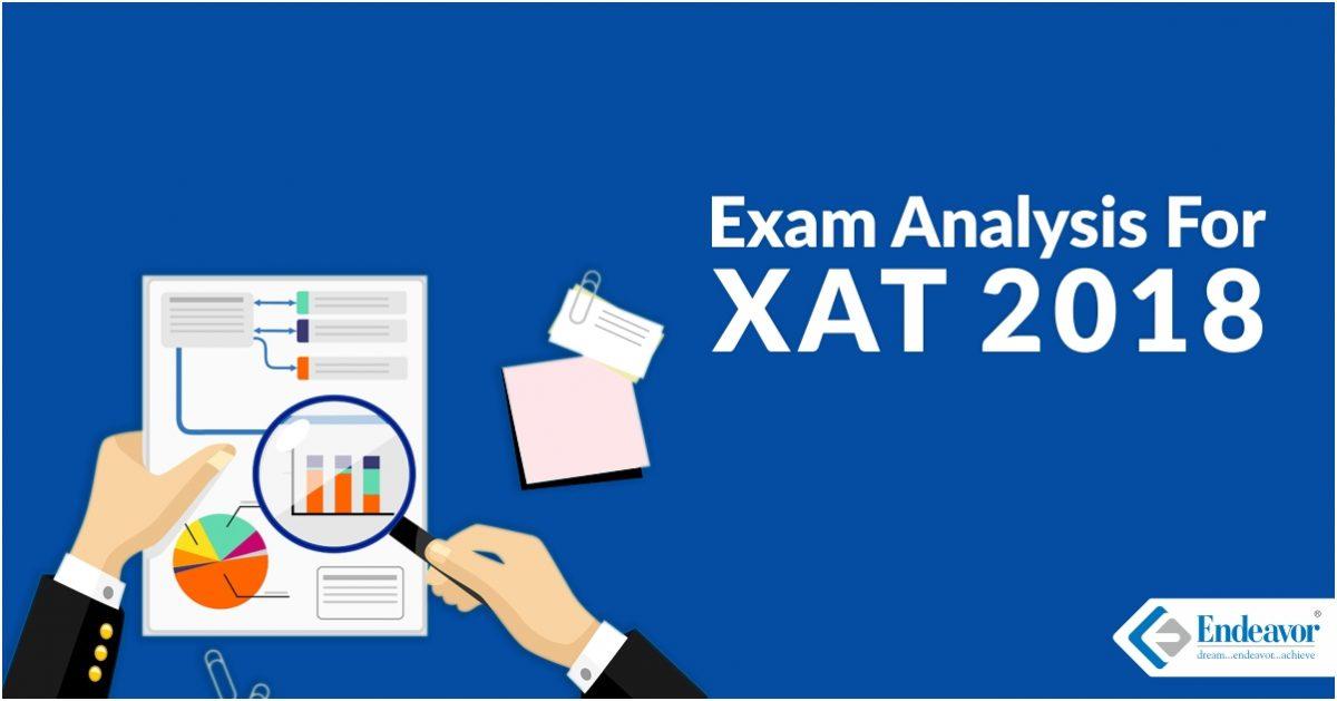 Exam Analysis XAT 2018