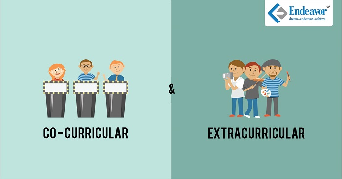 All about Co-curricular and Extracurricular Activities