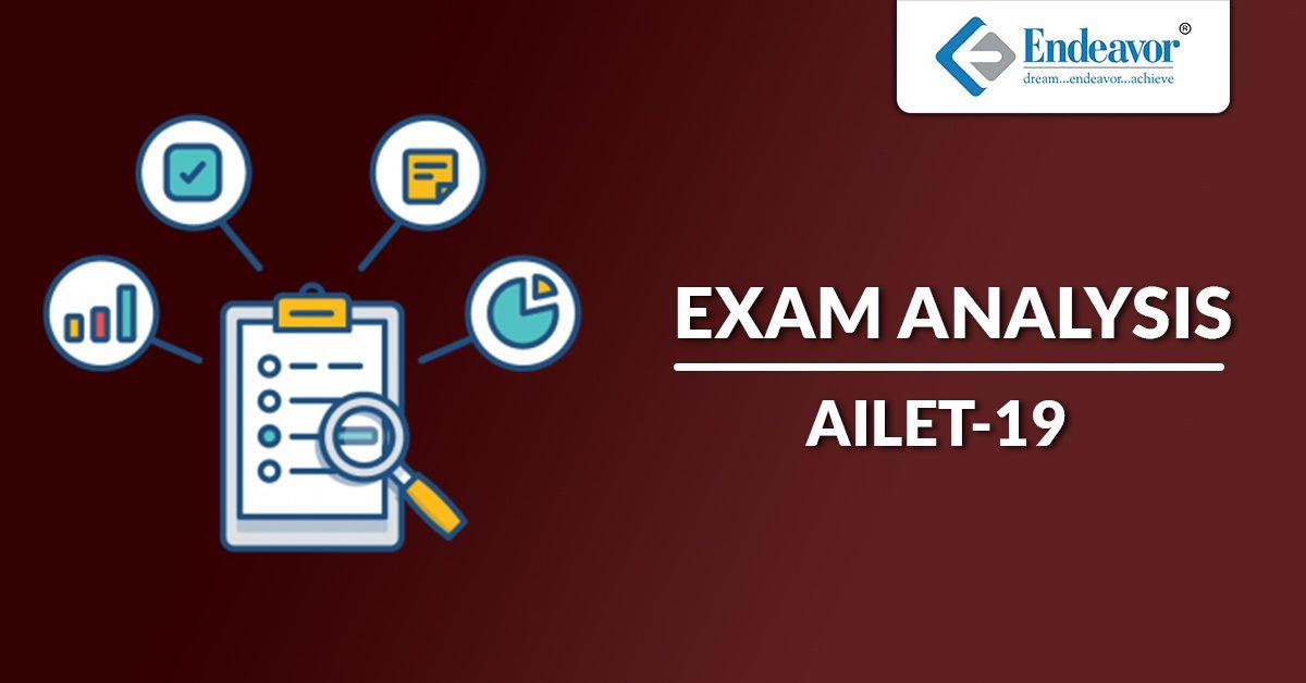 AILET 2019 Exam Analysis