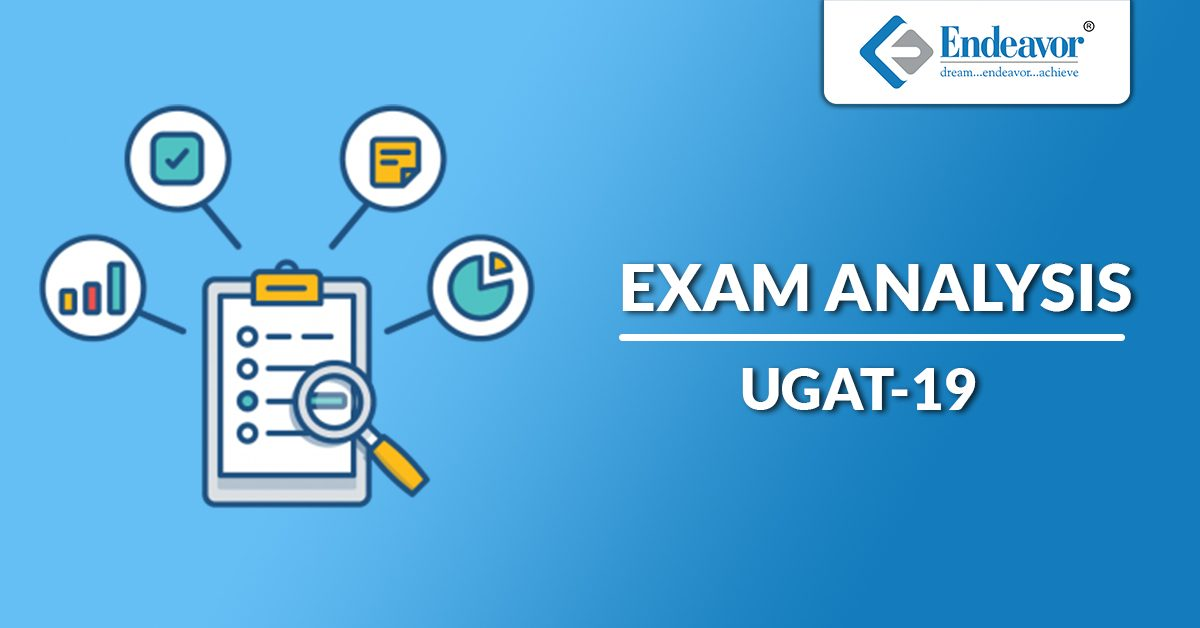 UGAT 2019 Exam Analysis