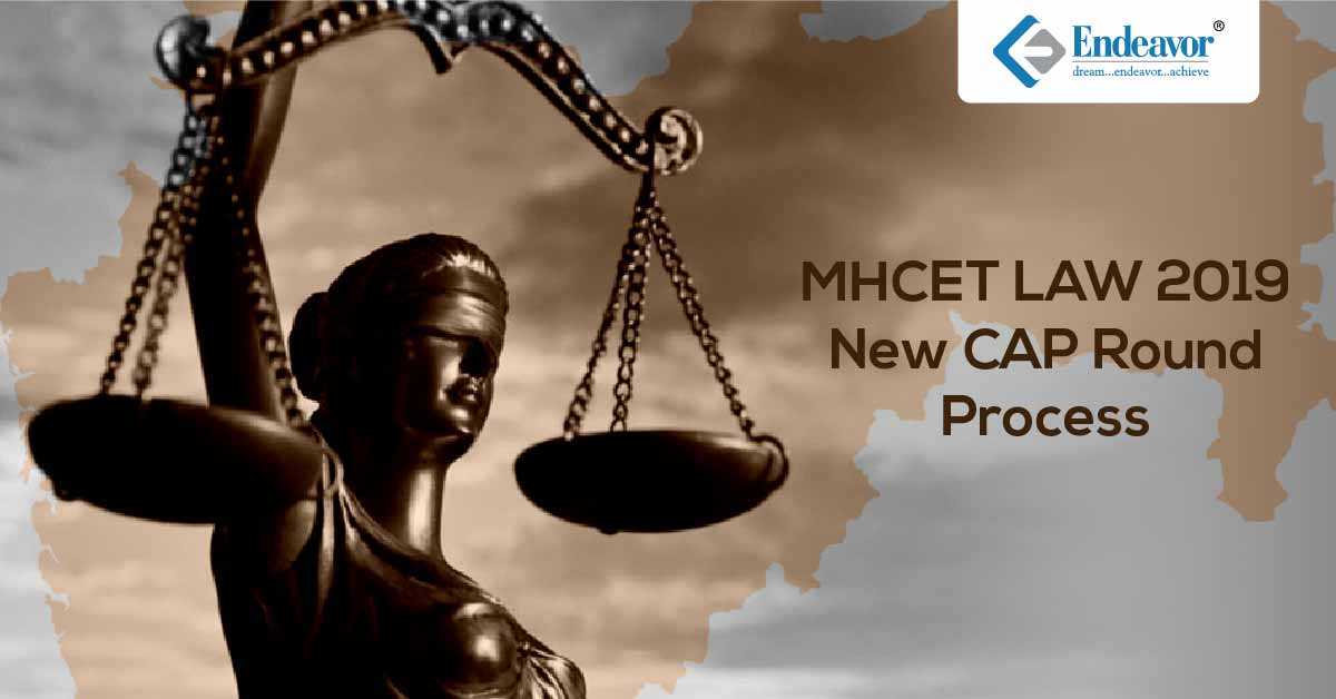 MHCET Law Counselling – New CAP Round Process
