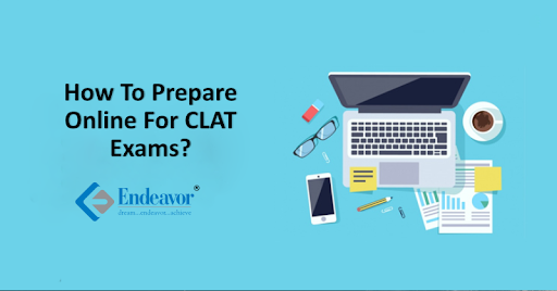 How To Prepare Online For CLAT Exams?