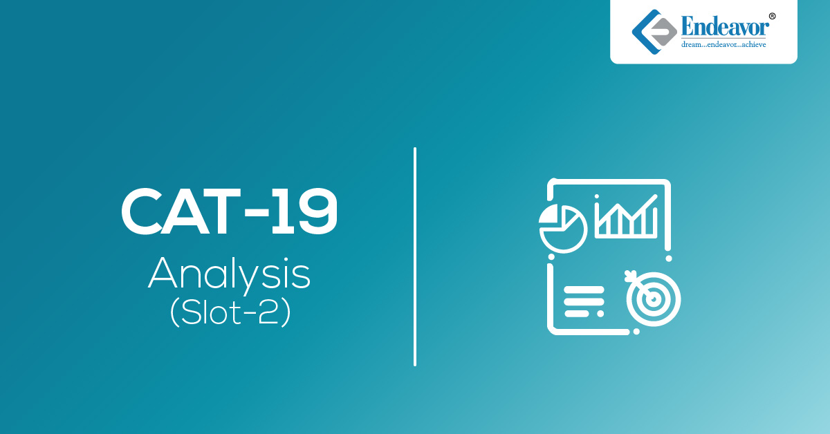 CAT 2019 Exam Analysis Slot 2