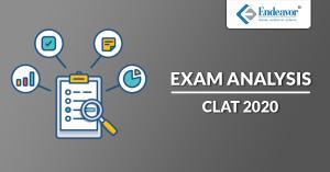 CLAT 2020 Exam Analysis