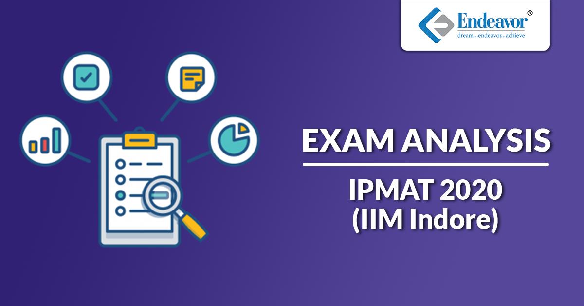 IPMAT 2020 Exam Analysis- IIM Indore