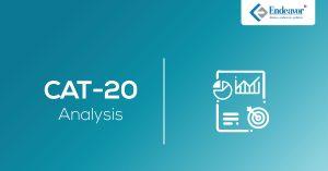 CAT 2020 Exam Analysis