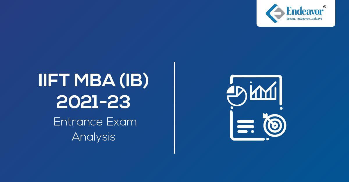 IIFT 2021 Exam Analysis