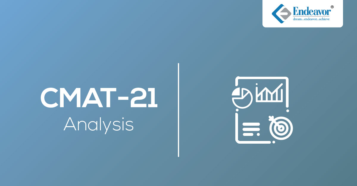 CMAT 2021 Exam Analysis-02