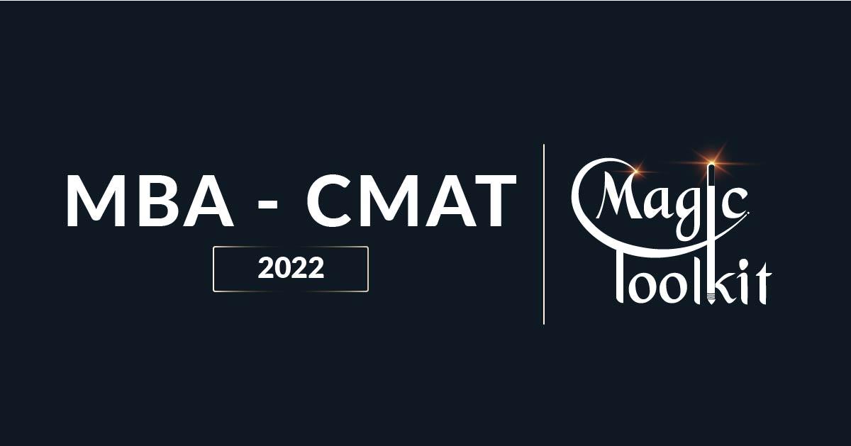CAT 2021 Magic Toolkit