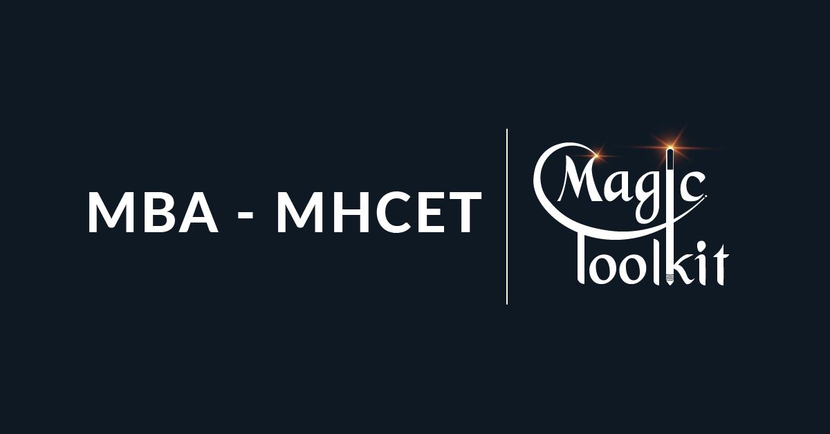 MHCET Magic Toolkit, MHCET 2022, MHCET 2023, Online Coaching