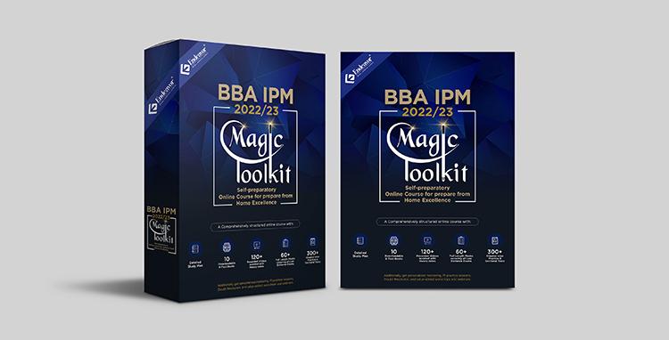 BBA IPM Magic Toolkit, BBA IPM Magic Toolkit Compact, BBA IPM 2022, BBA IPM 2023, BBA IPM 2022 Online Coaching, BBA IPM 2022 Online Course